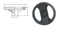 LEVEL - V SERİSİ Plastik Makina Çarkları