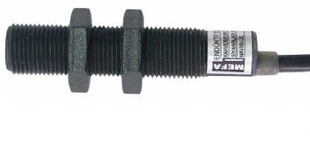 M 12 DC 3/4 Kablolu (10-60 Vdc / 400 mA) Endüstriyel Tip Endüktif Sensör (2M KABLOLU) PLASTİK SERİ