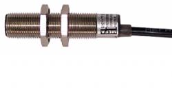 MEFA SENSÖR - M 12 DC 3/4 Kablolu Geniş Algı. Mesafeli Endüktif Sensör (2M KABLOLU)