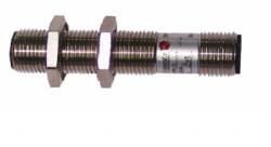 MEFA SENSÖR - M 12 DC 3/4 Kablolu Geniş Algı. Mesafeli Endüktif Sensör (M12 soketli)
