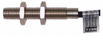 M 8 DC 3 Kablolu Endüktif Sensör (kablolu)