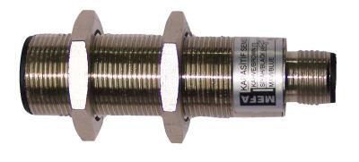 M18 DC 4 Kablolu Endüktif Sensör (2 m kablolu)